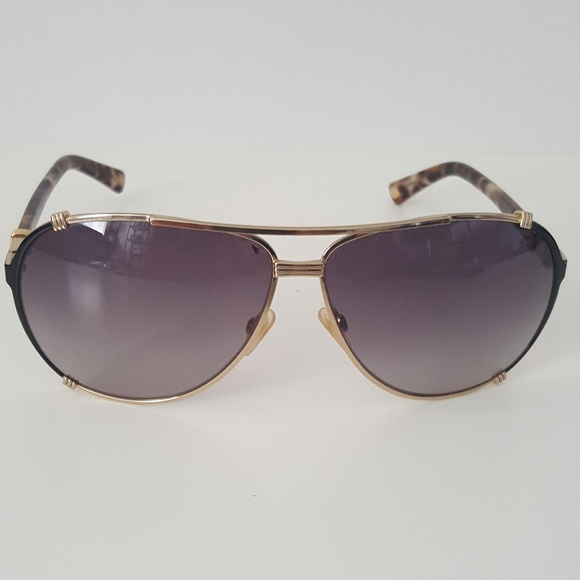 918f06eedaaa Dior Accessories - Christian Dior Chicago 2 Aviator Sunglasses
